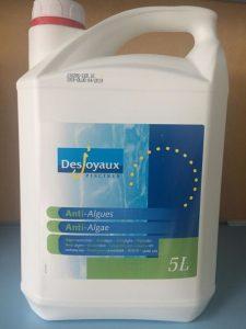 Producto químico Algicida